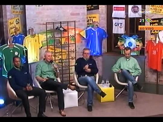 Bate Bola - Primeiro programa na Copa do Mundo - Bloco 1 - 15/06/2014