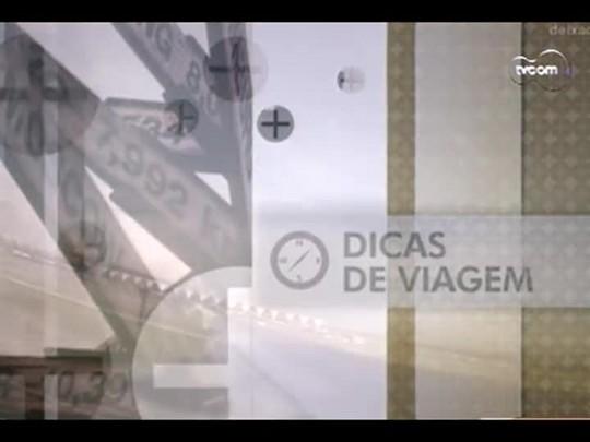 TVCOM Tudo+ - Dicas de viagem - 02/07/14