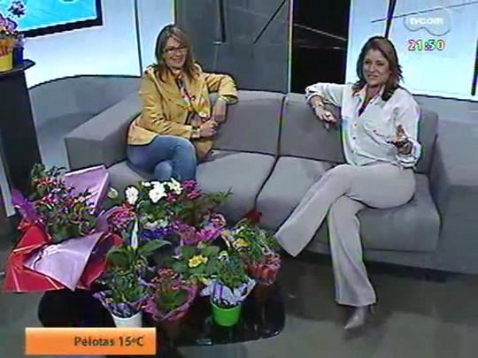 TVCOM Tudo Mais - Como ter um belo jardim ou vasos com flores no inverno? Confira as dicas