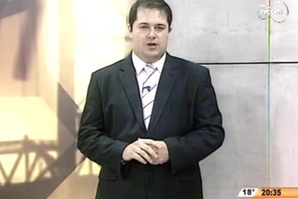 TVCOM 20 Horas - Doze pessoas foram presas na Operação Carga Pesada - 3º Bloco - 02/09/14