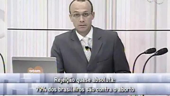 Conversas Cruzadas - Aborto - 2ºBloco - 05.09.14