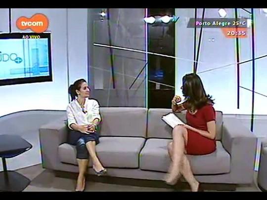 TVCOM Tudo Mais - \'Rede Social\': Fernanda Pandolfi fala sobre passeio em Três Coroas