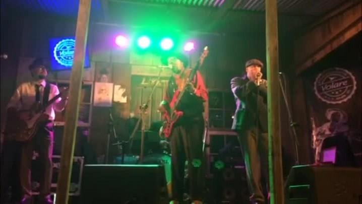 Veja um trecho do show de Bob Stronger no primeiro dia do Mississippi Delta Blues Festival em Caxias do Sul