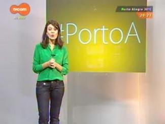 #PortoA - Companhia de Dança de Porto Alegre faz sua estreia com o espetáculo Salão Grená