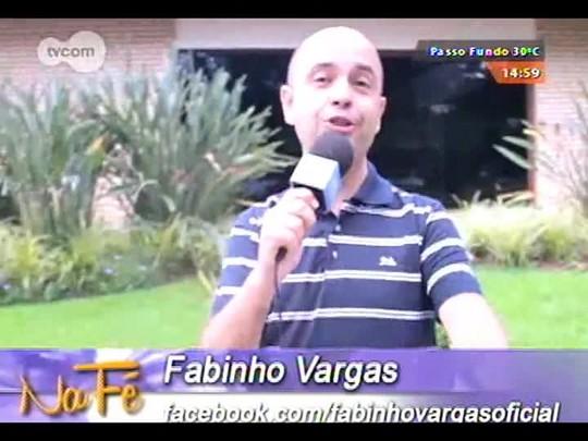 Na Fé - Clipes de música gospel e bate-papo com Willian Nascimento - 07/12/2014 - bloco 1