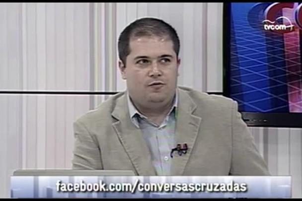 Conversas Cruzadas - Demandas no setor náutico no Estado - 1ºBloco - 09.02.15