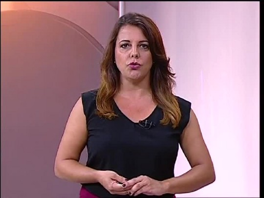 TVCOM 20 Horas - Greve dos vigilantes - 09/03/15