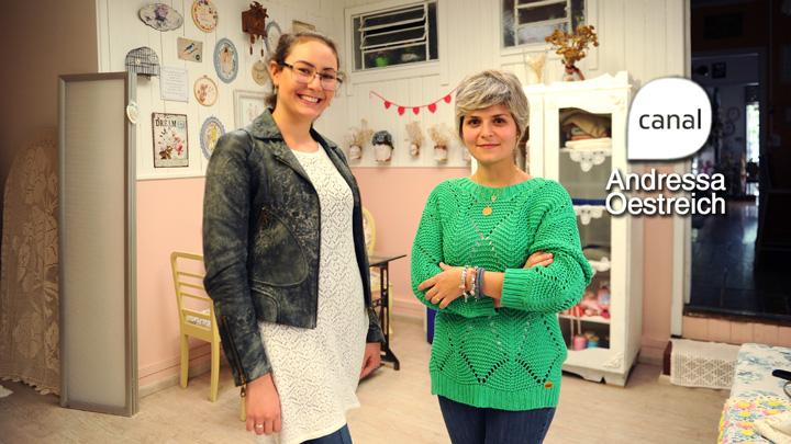 Moda : crochê veste todas as idades em qualquer estação