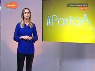 #PortoA - Professor Gustavo Reis fala do Snapchat - 19/04/2015