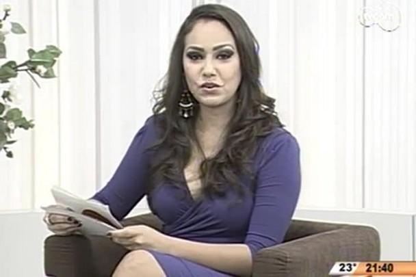 TVCOM Tudo+ - Ensaio sensual de luxo é alternativa para apimentar a relação - 08.06.15