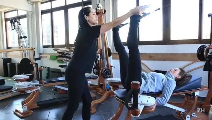 Conheça o gyrotonic, que fortalece a musculatura mais profunda do corpo
