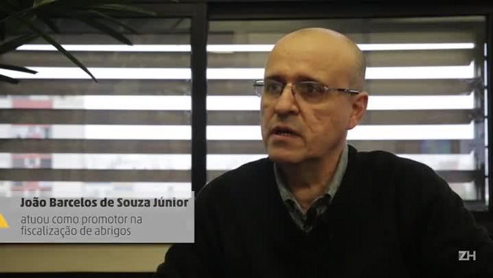 Rede de proteção: João Barcelos de Souza Júnior, desembargador