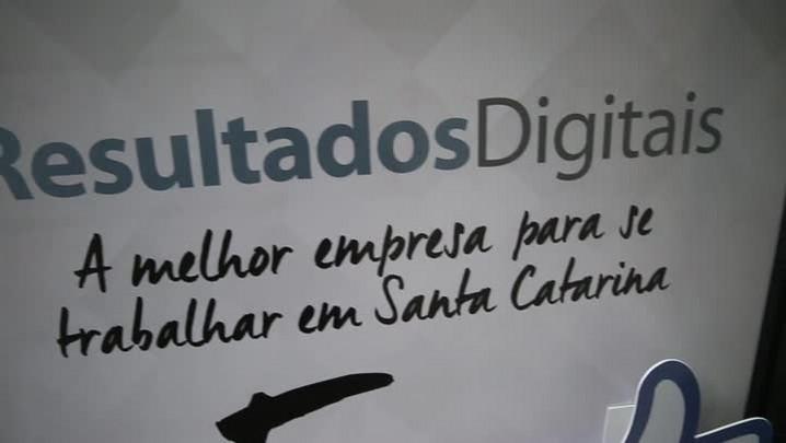 Startup catarinense Resultados Digitais está entre as melhores para se trabalhar em TI no Brasil