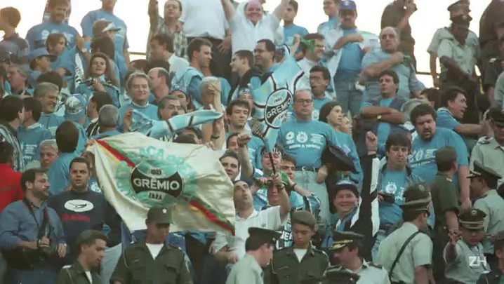 Grêmio Bi da América: os bastidores de Medellín