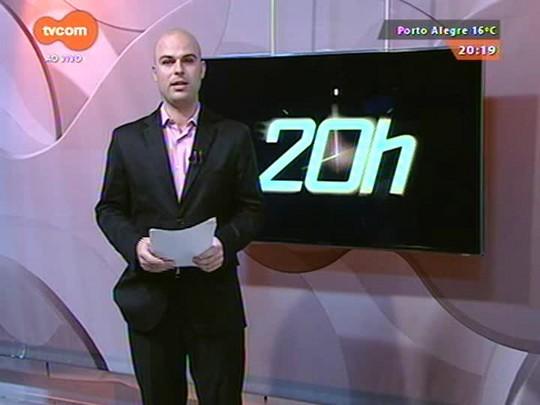 TVCOM 20 Horas - Dólar em alta altera planejamento dos brasileiros - 10/09/2015