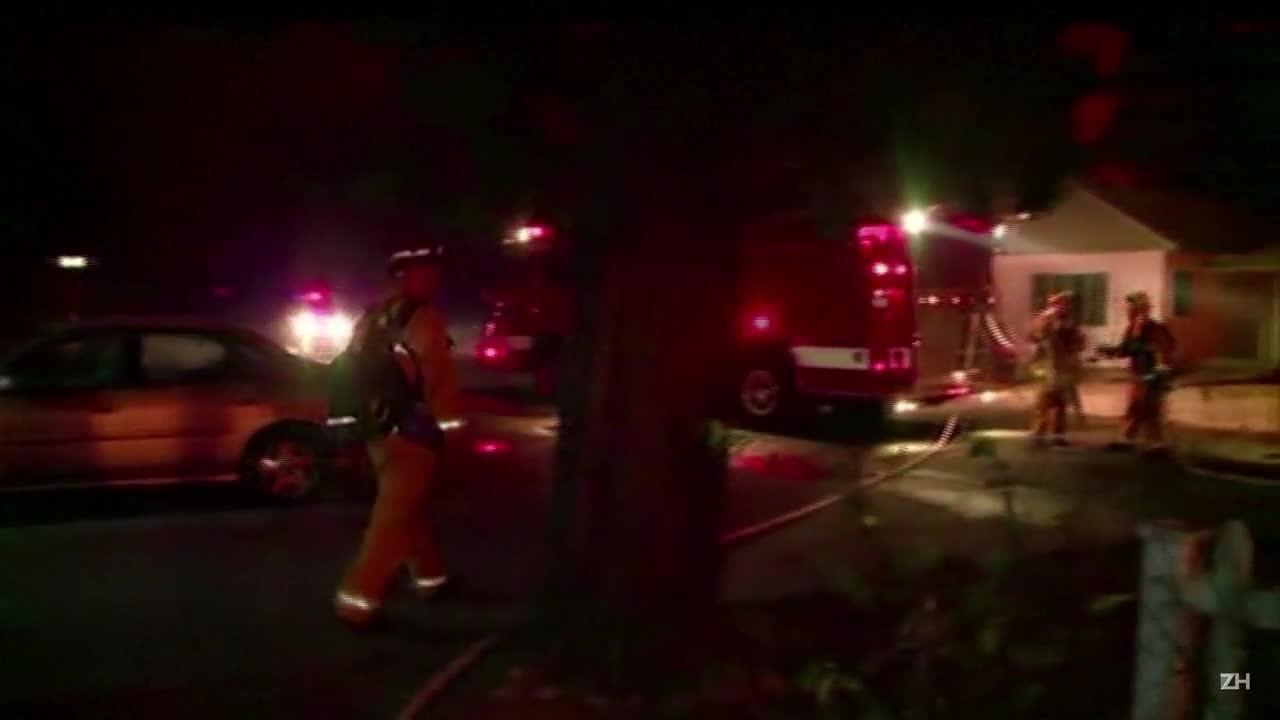 Milhares de pessoas fogem dos incêndios na Califórnia