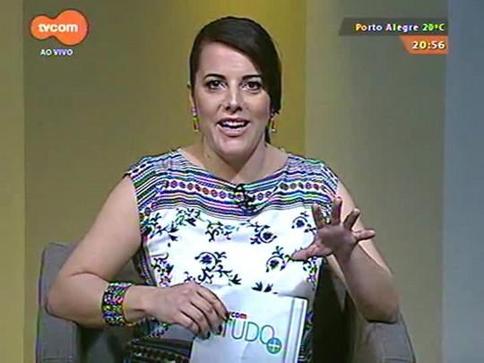 TVCOM Tudo Mais - Os 25 Anos da Casa de Cultura Mário Quintana