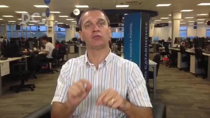 Marcos Castiel comenta a importância do clássico entre Joinville e Avaí