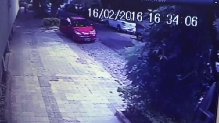 Funcionário do Samu é baleado em assalto na Capital