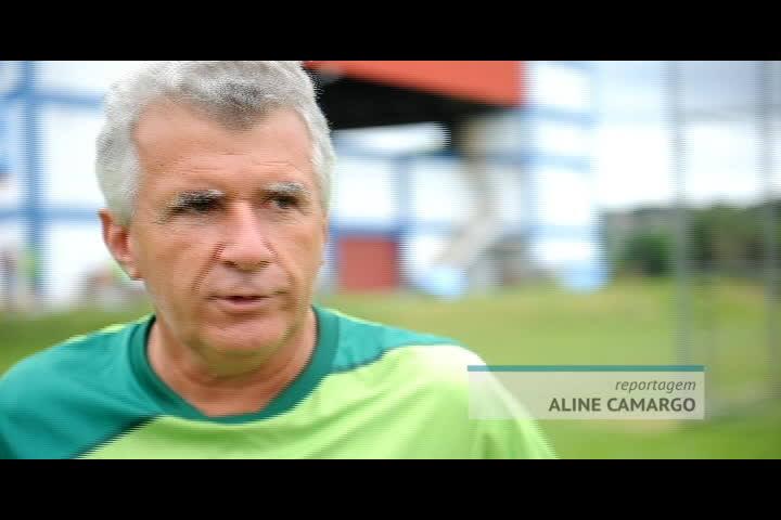 Cesar Paulista assume o Metropolitano pela quinta vez