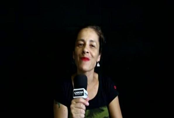 Cia Teatro Novo: Karen Radde e o espetáculo A Dama e o Vagabundo