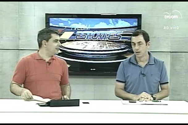 TVCOM Esportes. 1º Bloco. 06.04.16