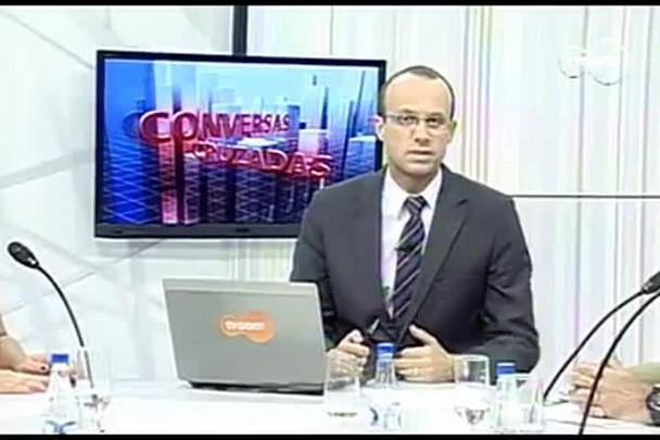 TVCOM Conversas Cruzadas. 3º Bloco. 15.04.16