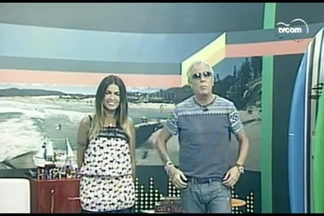 TVCOM De Tudo um Pouco. 1º Bloco. 24.04.16