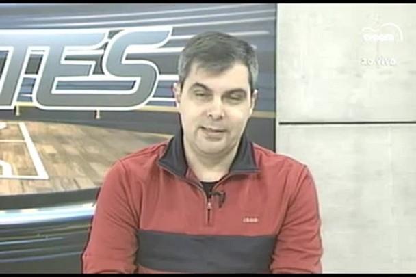 TVCOM Esportes. 4º Bloco. 27.05.16