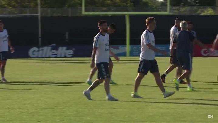 Argentina busca revanche na Copa Centenário