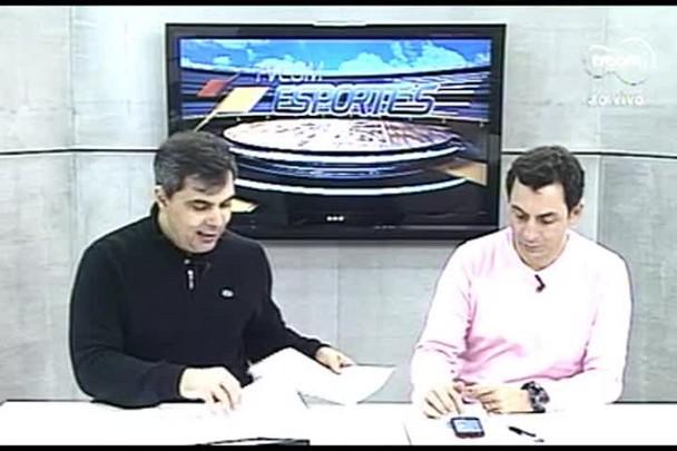 TVCOM Esportes. 2º Bloco. 10.08.16