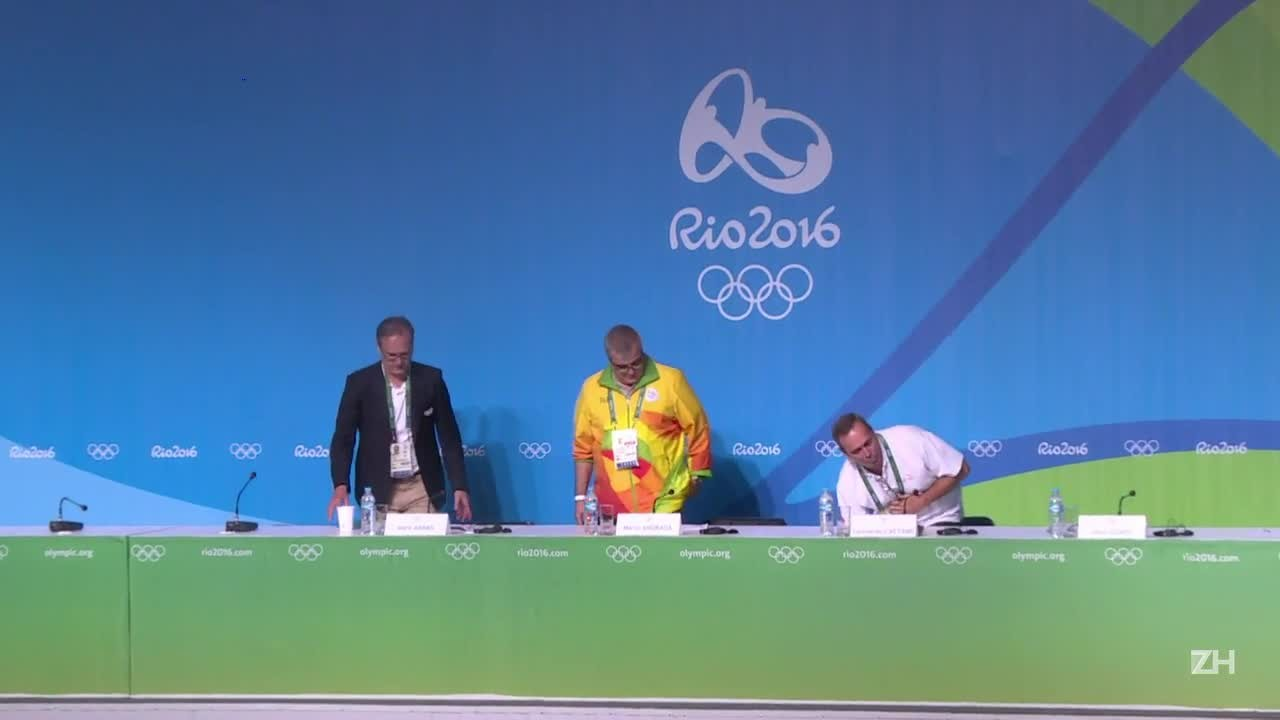 Rio 2016 aceito desculpas de nadador americano