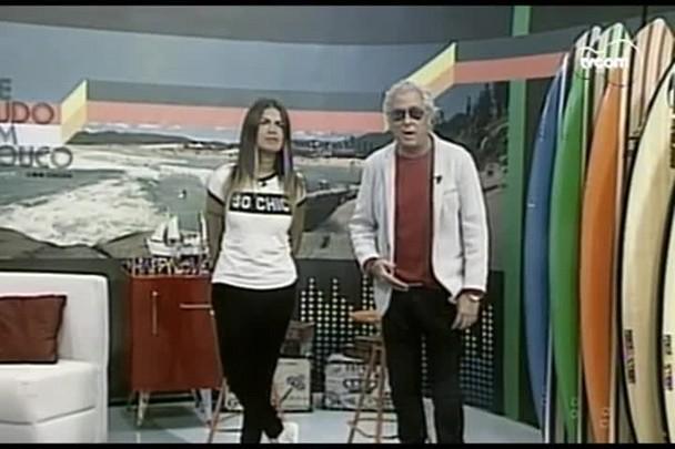 TVCOM De Tudo um Pouco. 1º Bloco. 28.08.16