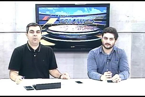 TVCOM Esportes. 2º Bloco. 30.09.16