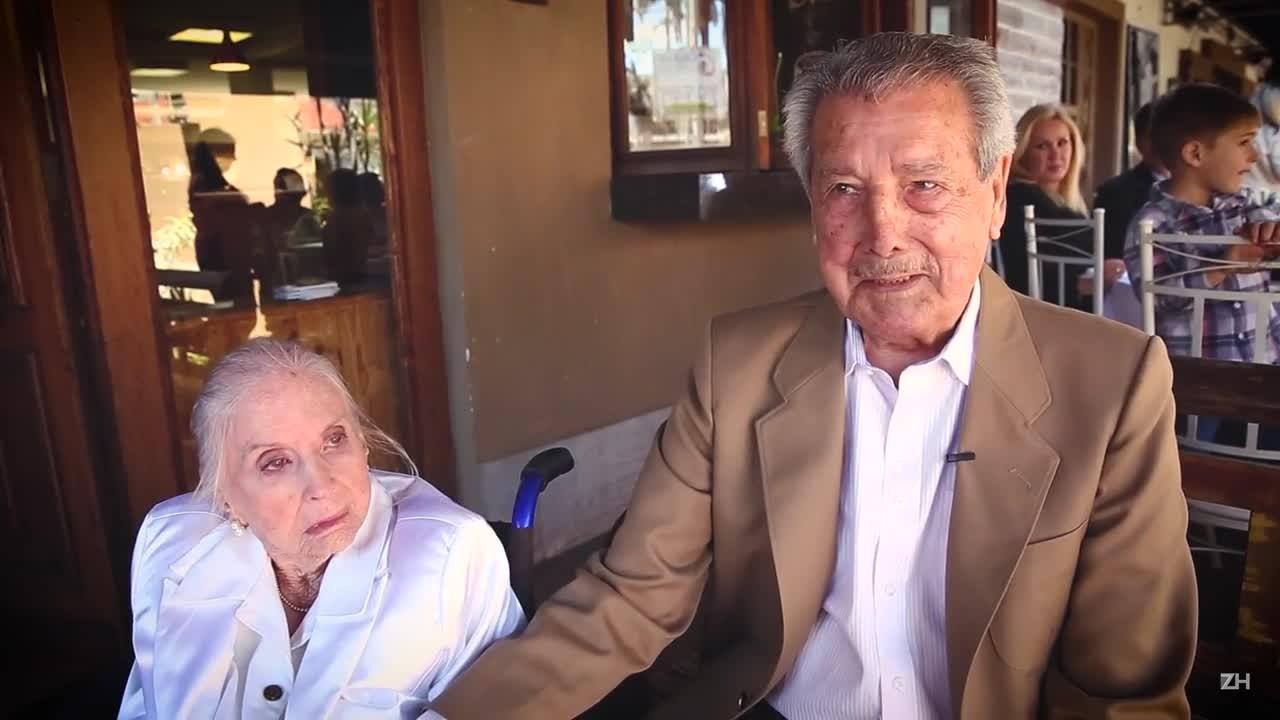 Casal comemora 70 anos de casamento na Capital