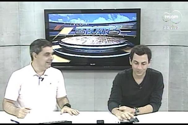 TVCOM Esportes. 3º Bloco. 18.10.16