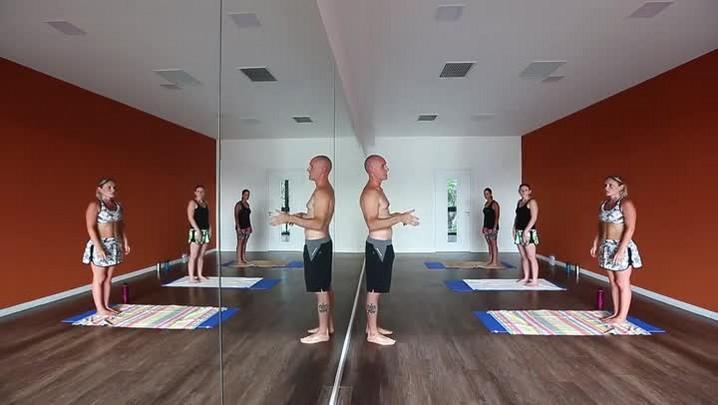 Hot ioga: saiba mais sobre a aula feita em uma sala a 40°C