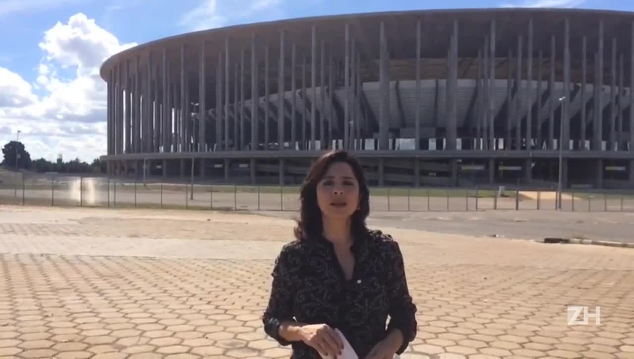 Carolina Bahia: obra superfaturada do Mané Garrincha irrigou cofres de políticos