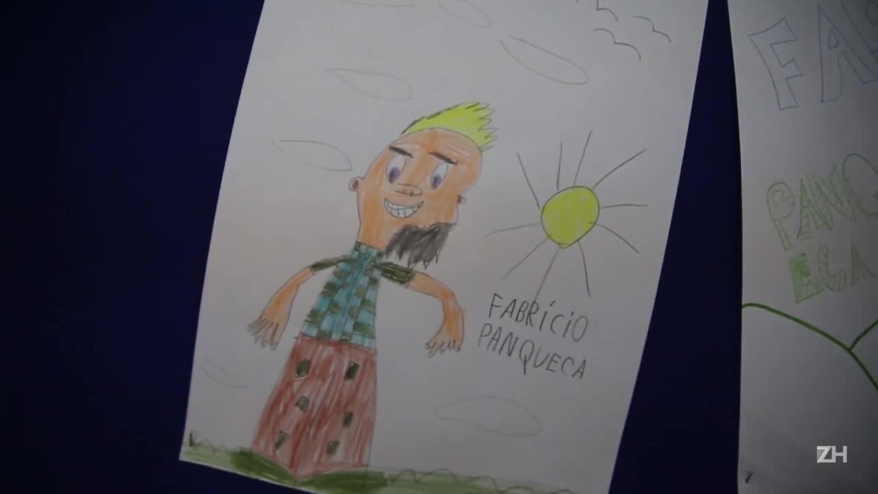 Projeto de Carpinejar visita escolas públicas gaúchas para conversa do autor com crianças e jovens