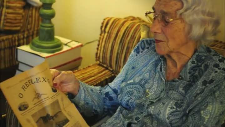 Carmen, a centenária do bairro Moinhos de Vento