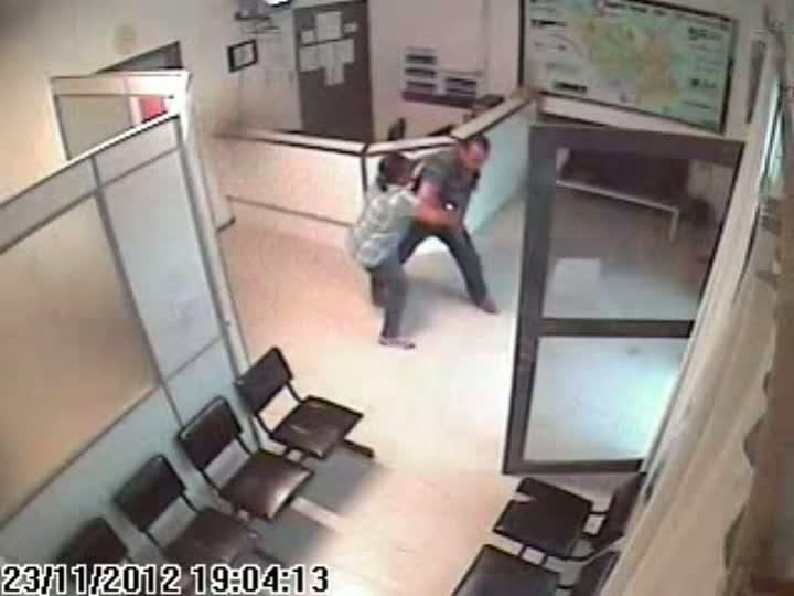 Mulher é perseguida e baleada dentro de pronto socorro de Santana do Livramento