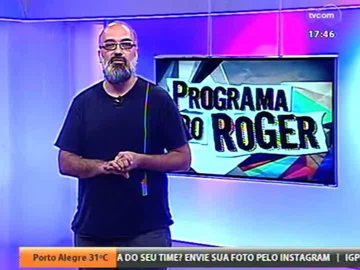 Programa do Roger - Ana Muniz - bloco 1 - 29/01/2013