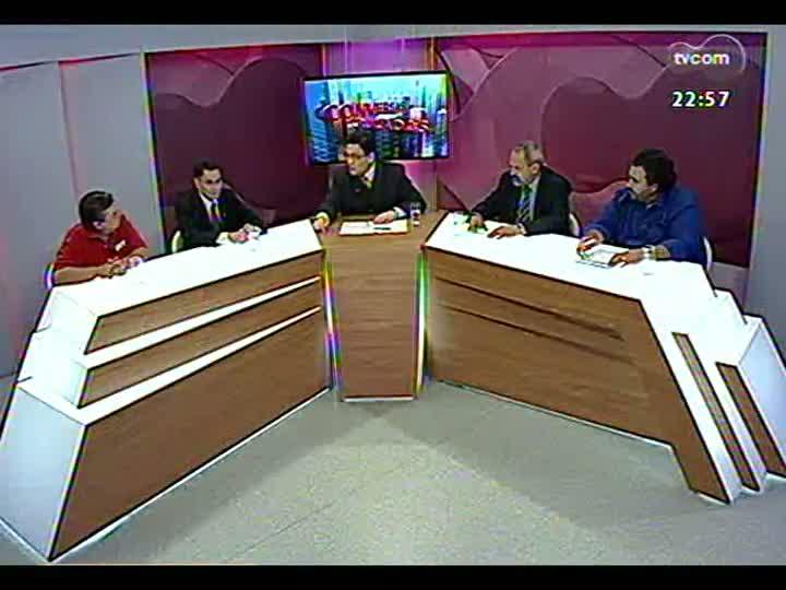 Conversas Cruzadas - Operação tartaruga: transtornos causados e próximos desdobramentos - Bloco 3 - 19/02/2013