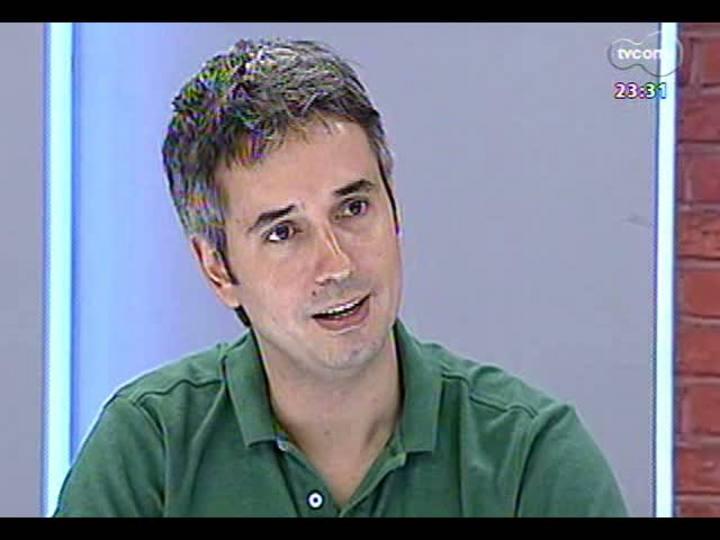 Mãos e Mentes - Sócio-proprietário do Mathemática Et Cetera, Gustavo Freitas Reis - Bloco 1 - 08/03/2013