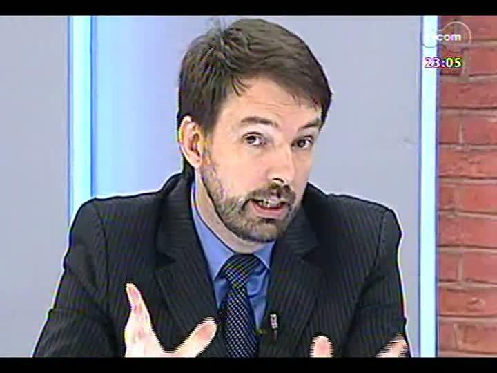 Mãos e Mentes - Doutor em Filosofia e curador do Fronteiras do Pensamento, Fernando Schüller - Bloco 2 - 10/03/2013