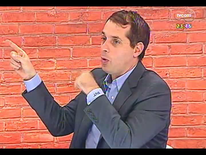 Mãos e Mentes - Diretor-presidente do Grupo Baram, empresário Josely Rosa - Bloco 2 - 25/03/2013