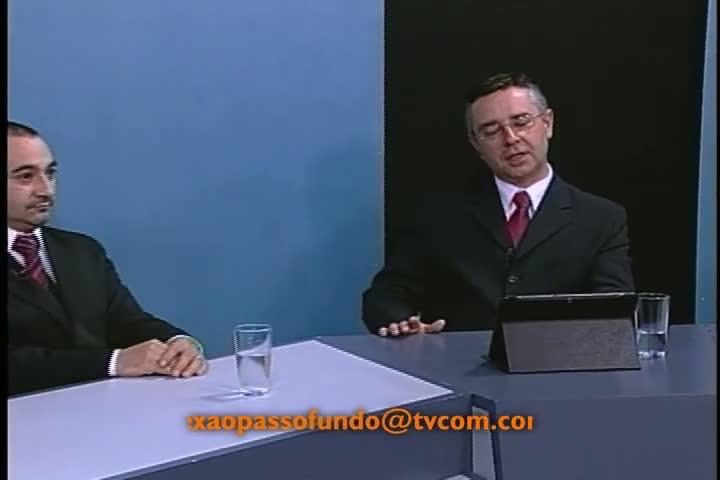 Conexão Passo Fundo discute a segurança pública na cidade - bloco 3