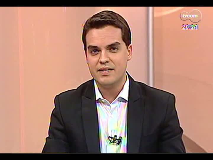 TVCOM 20 Horas - A derrubada da liminar que pode encerrar o pedágio de Farroupilha - Bloco 3 - 29/05/2013