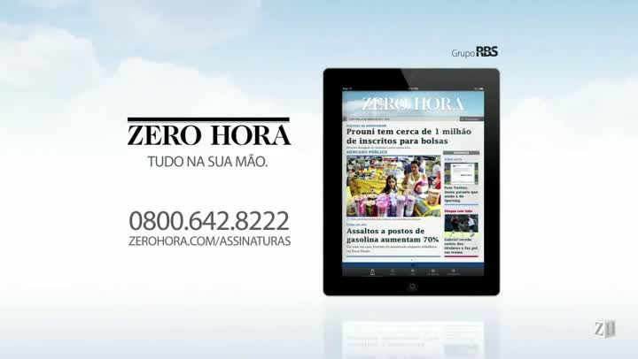 Leia na Zero Hora desta quinta-feira (11/07/2013)