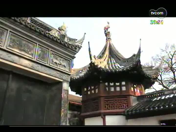 TVCOM Tudo Mais - TVCOM 360: conheça as características da tradicional arquitetura chinesa